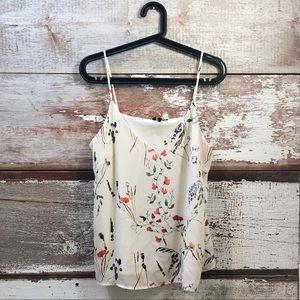 Vero Moda // floral blouse